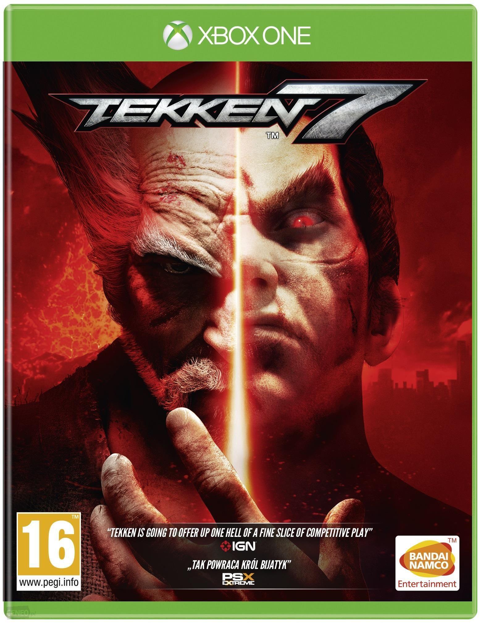 Tekken 7 - Xbox One | PS4 (101zł z wysyłką)