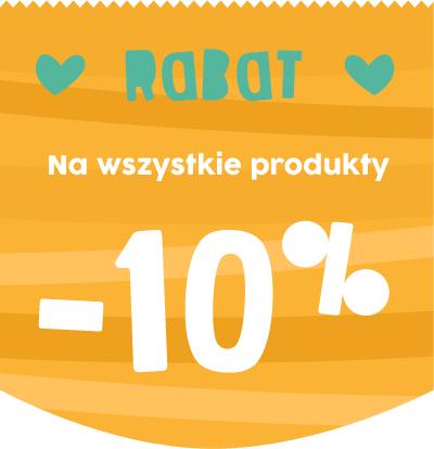 Kupon rabatowy -10% @ Szafa-Bobasa