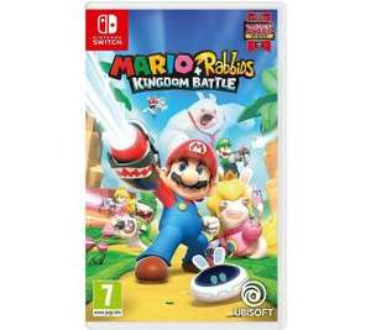 Mario+Rabbids Kingdom Battle  [Nintendo Switch] za 139zł @ OleOle