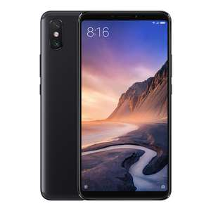 Xiaomi Mi Max 3 6.9  4G LTE 6/128GB 12.0MP+5.0MP Android 8.1
