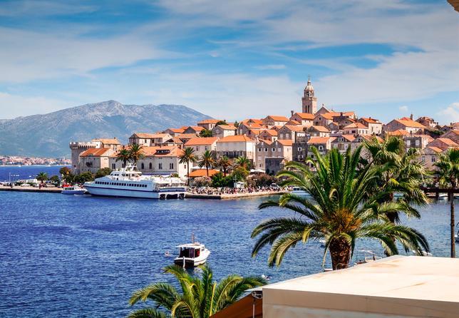 LAST Chorwacja, Korcula, all inclusive, 3.5* 7dni 26.07-02.08 POZ-->KTW