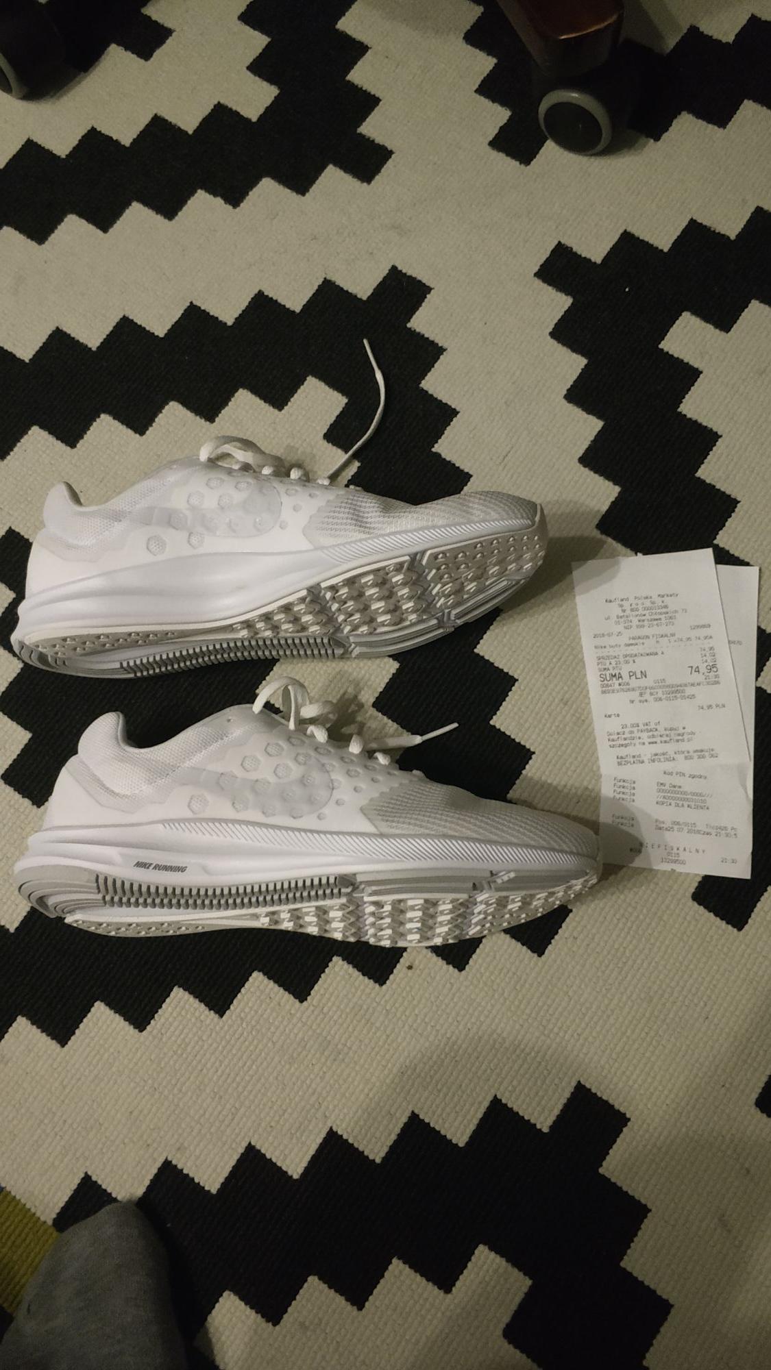 Buty Nike do biegania Kaufland