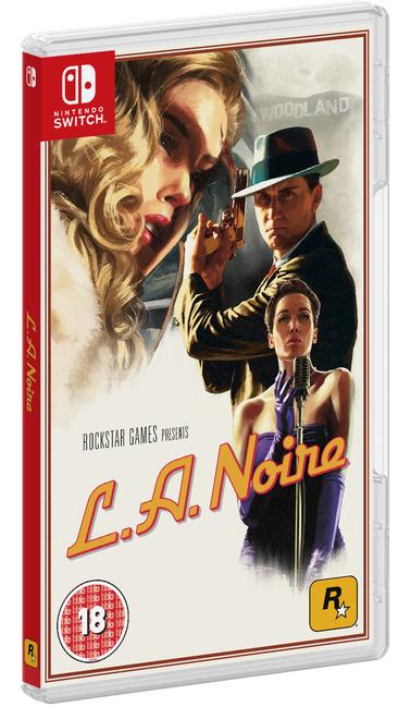 LA Noire - Nintendo Switch 71.85zł Shopto