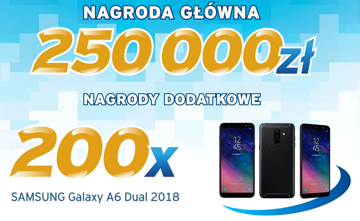 Gwarantowane 250 zł do Biedronki oraz 250 tys. zł i smartfony Samsung w promocji City Handlowy