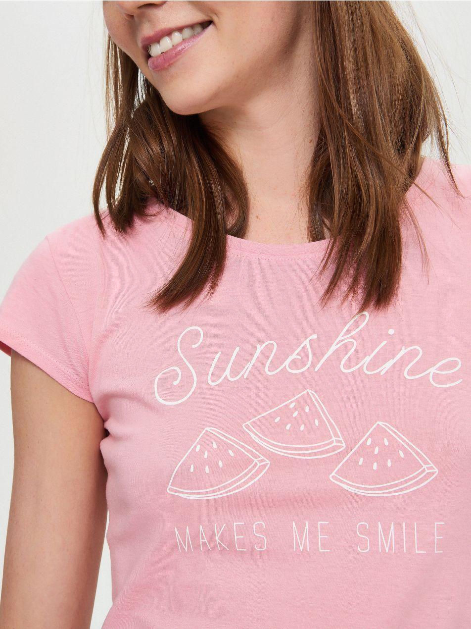 Damskie t-shirty za 4,99zł + kurier gratis @ Sinsay