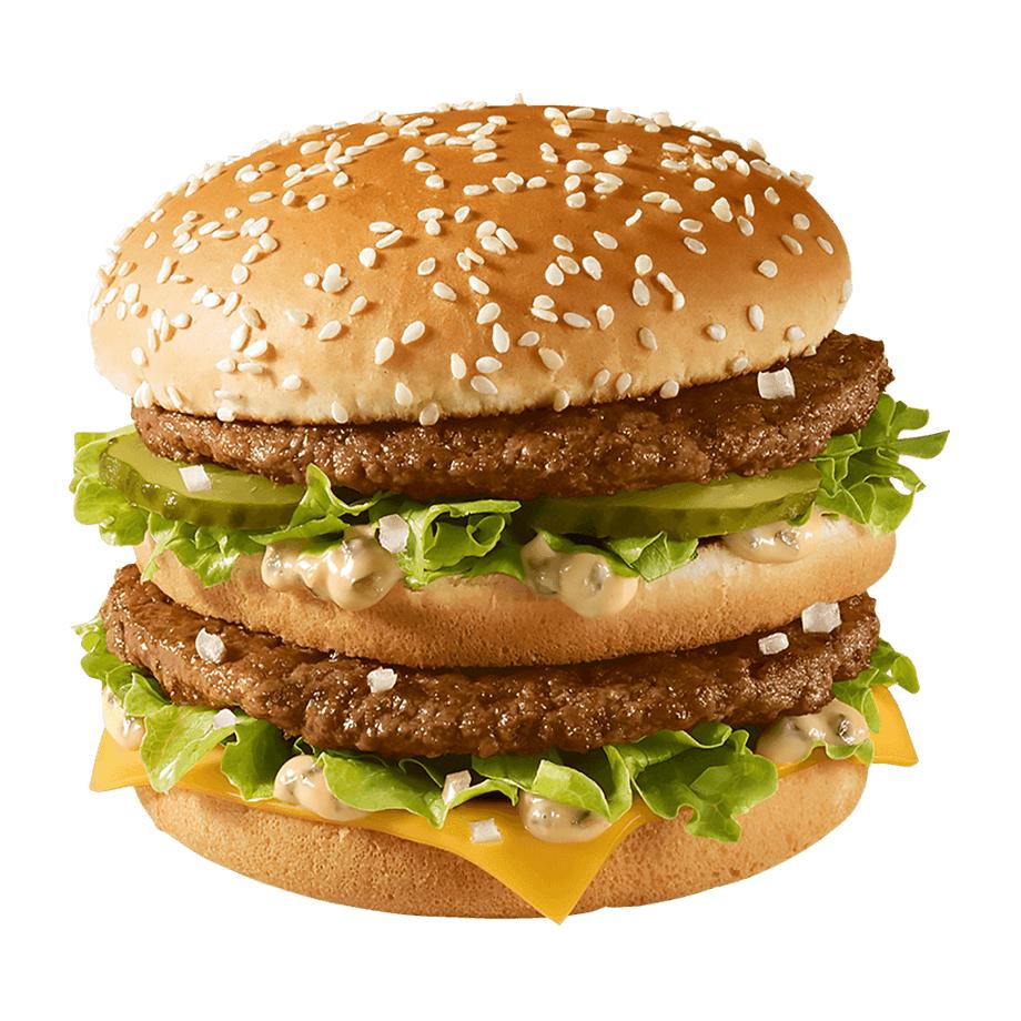 Zestaw Big Mac w Starym Browarze w Poznaniu 10 zł