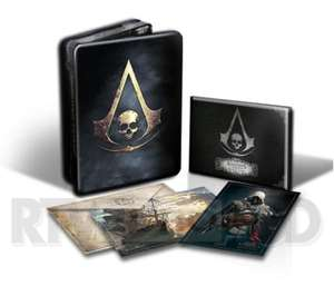 Assassin's Creed IV Black Flag Skull Edition PL  (Playstation 4) @ Euro