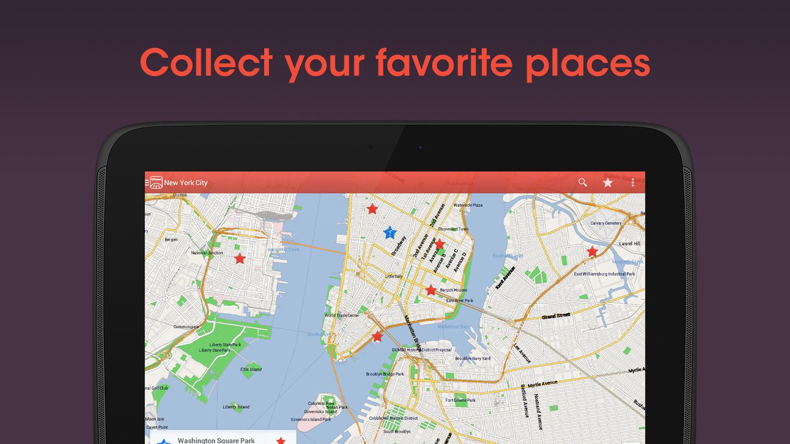 City Maps 2Go w wersji Pro ZA DARMO (standardowo 15,99zł) @ Google Play