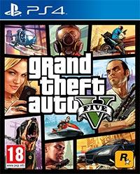 Grand Theft Auto 5 na ps4