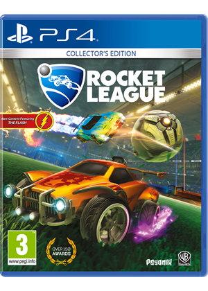 Rocket League Collector's Edition PS4 €17.31 base.com