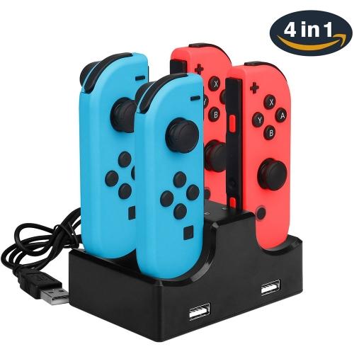 Nintendo Switch ładowarka do joy-conów