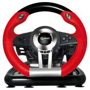 Kierownica Q-SMART Sepang SW8080 (PC/PS3/PS4/XBOX ONE)