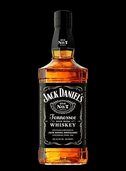 Jack Daniels Whiskey 1,5L