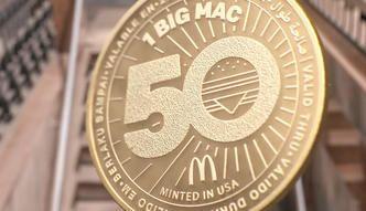 MacCoin za zakup Big Maca (2x big mac w cenie 1) w McDonald's