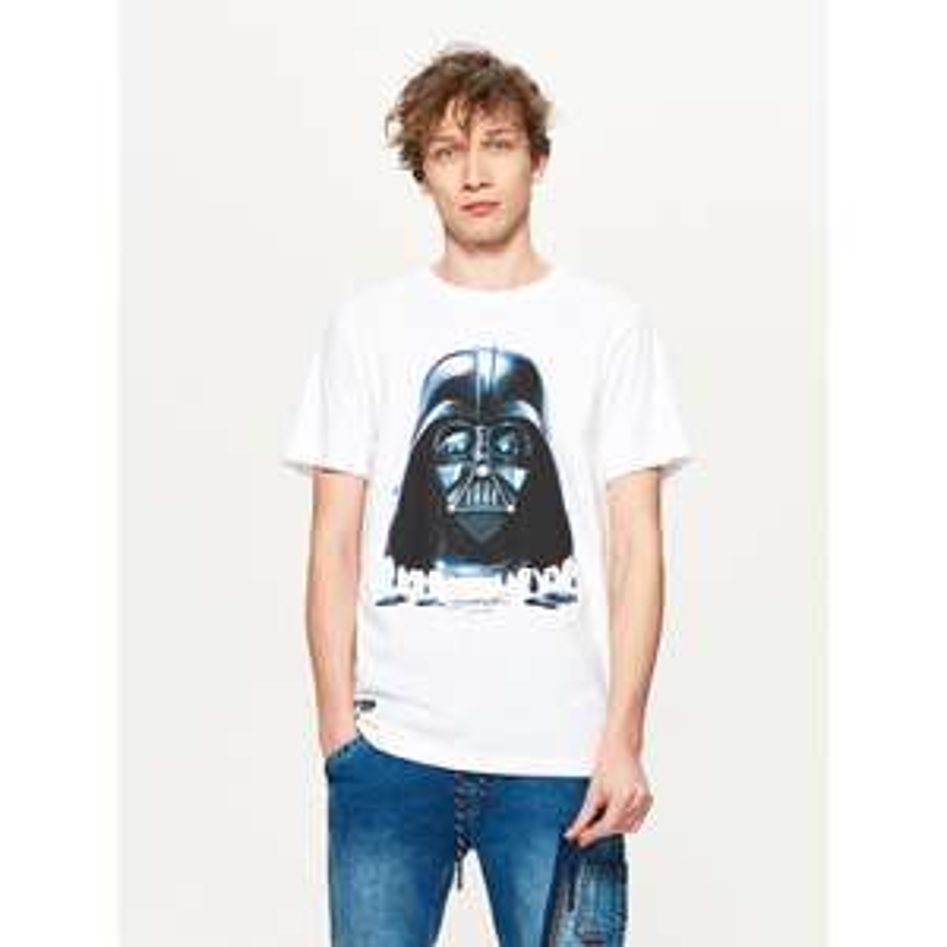 Cropp fajne koszulki Star Wars