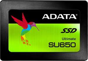 "SSD 480GB 2,5"" - 3D TLC ADATA Ultimate SATA III"
