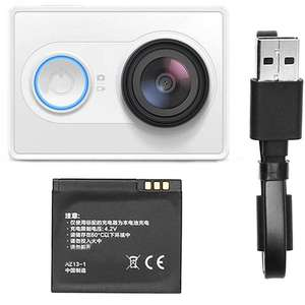 Kamerka Xiaomi Action Camera Yi za ~ 253zł @ Banggood