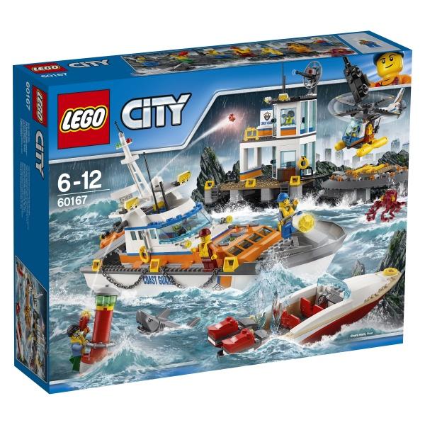 Lego Kwatera Straży Przybrzeżnej i nie tylko w e-sklep Piotr i Paweł