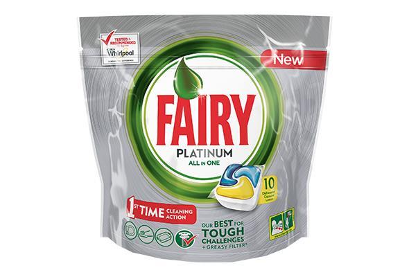 Kapsułki do zmywarki Fairy 70/93