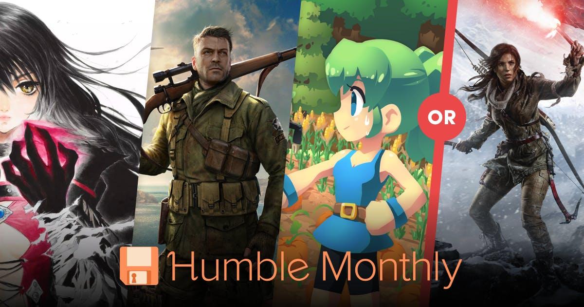 Sniper Elite 4! Zapowiedz Humble monthly na wrzesień