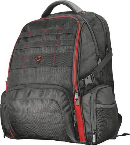 "Duży plecak Trust GXT1250 Hunter 17.3"", 5 kieszeni @ morele"