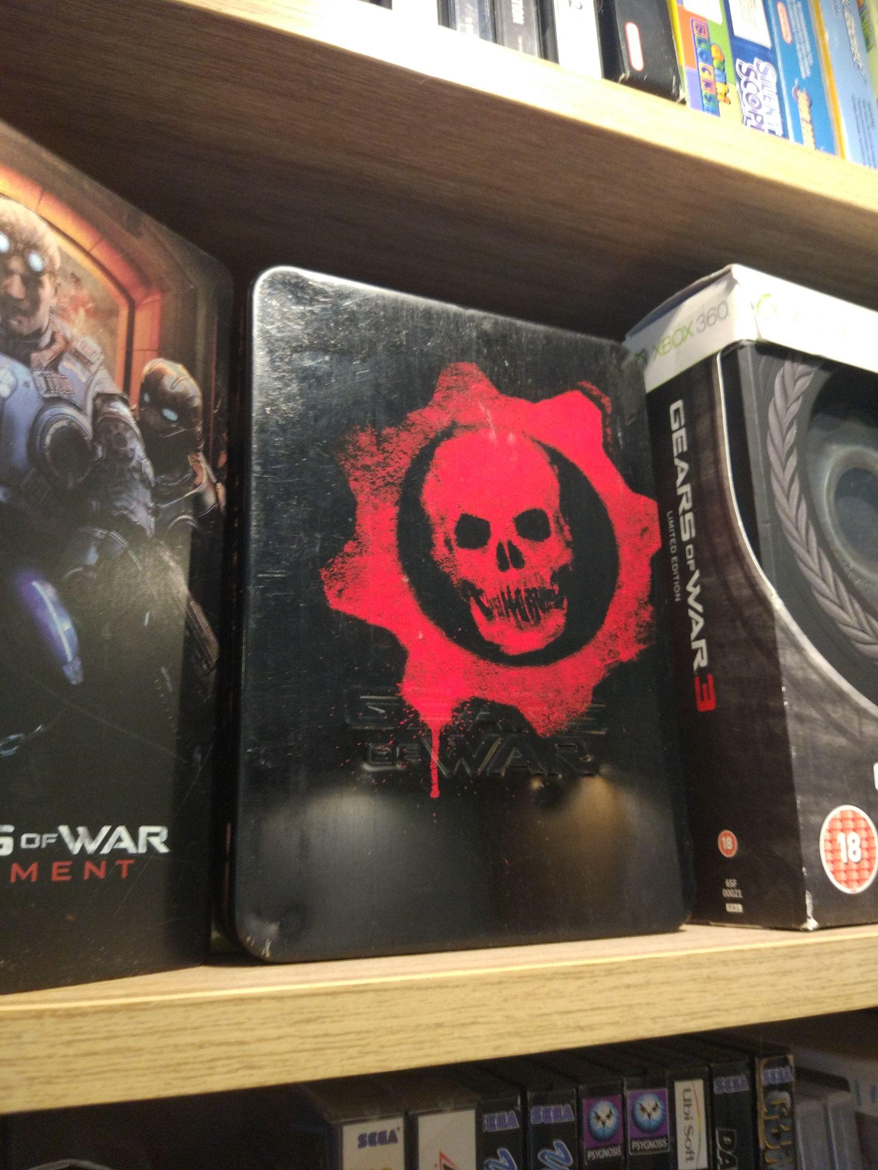 Koszulki z Gears of War 4 Mafia 3 i inne