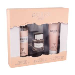 Zestaw Guess 1981 (EDT30ml, Body Lotion 75ml, Hair and Body Mist 125ml)