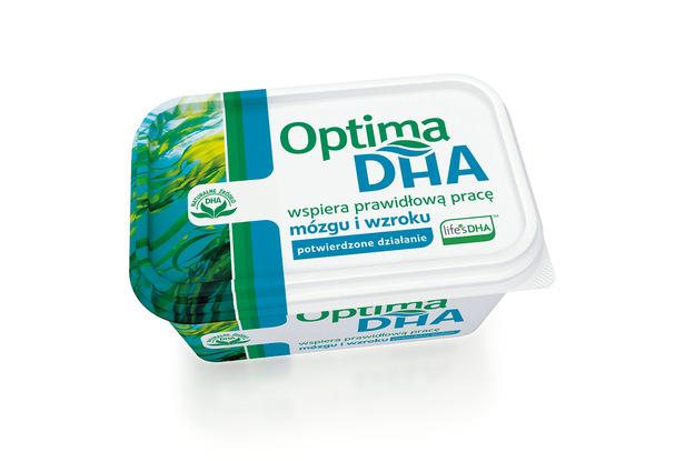 100% zwrot pieniędzy za zakup margaryny Optima DHA
