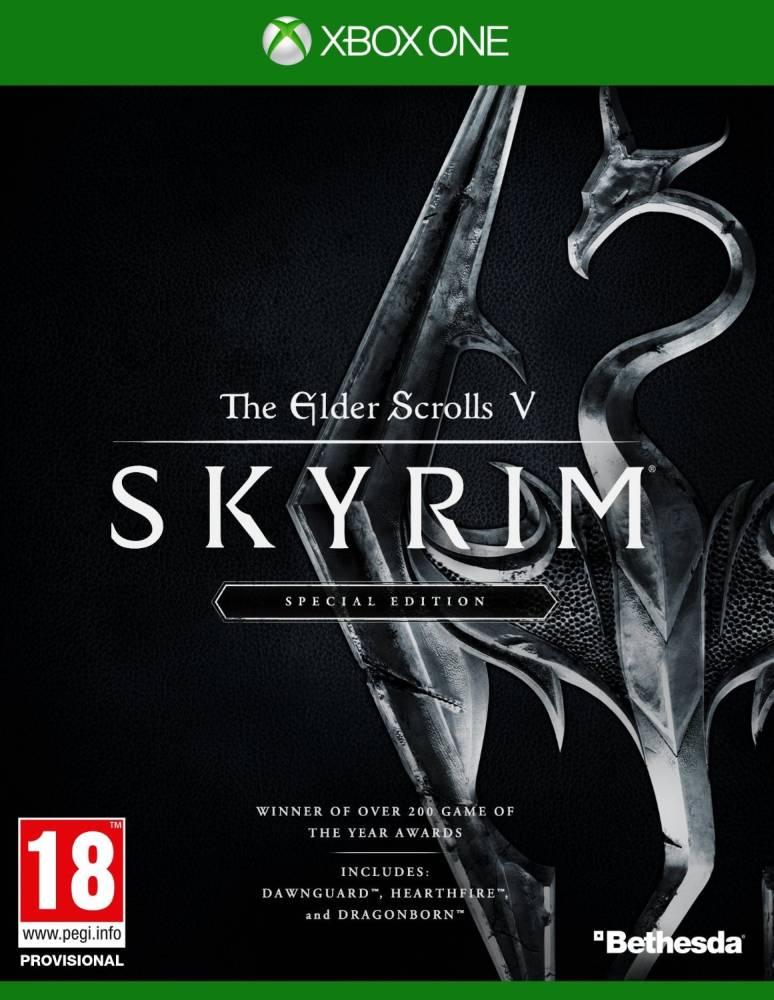 Skyrim - Special Edition [PL DUBBING] (X1)