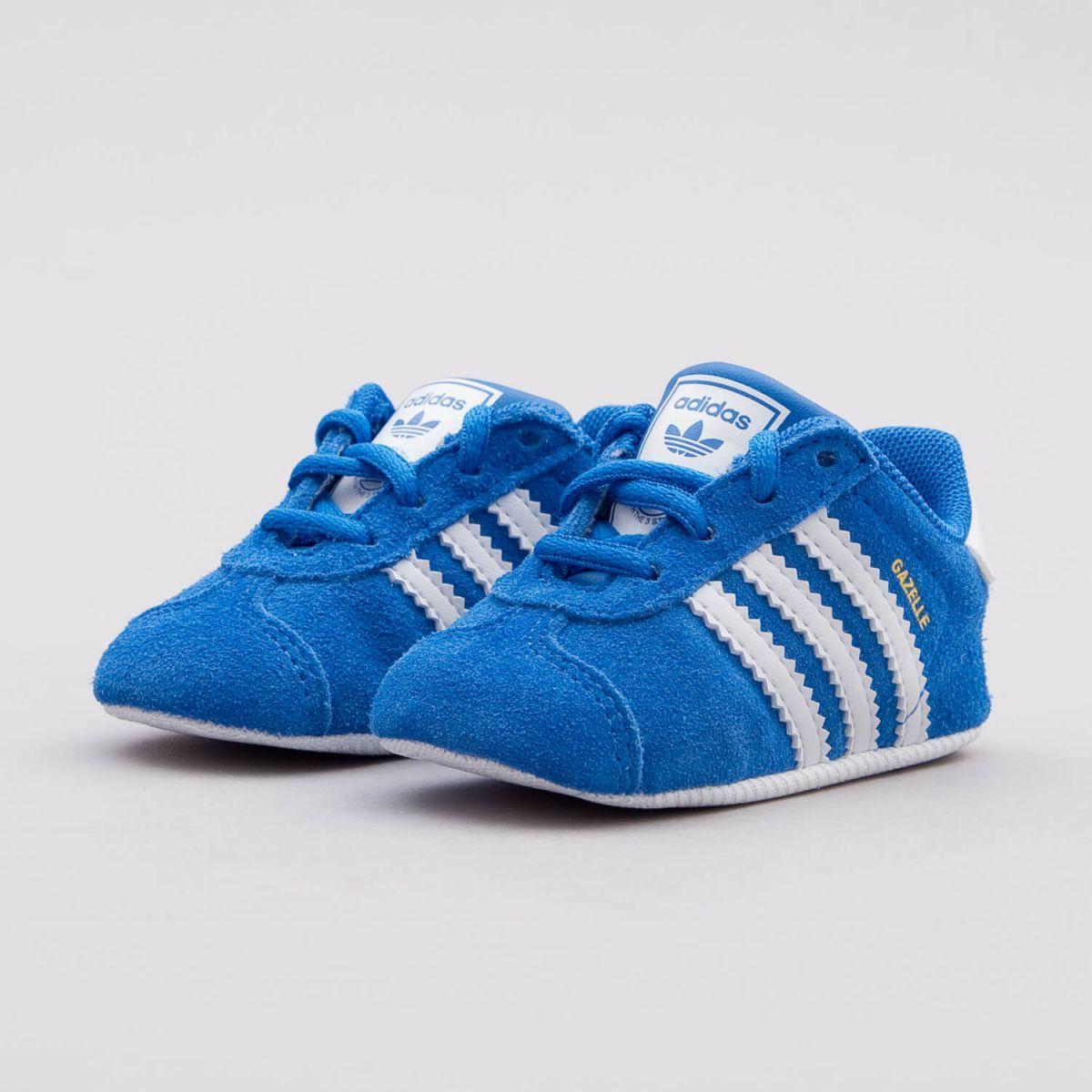 Buty dziecięce Adidas GAZELLE CRIB, rozm. 16-20 @Runcolors