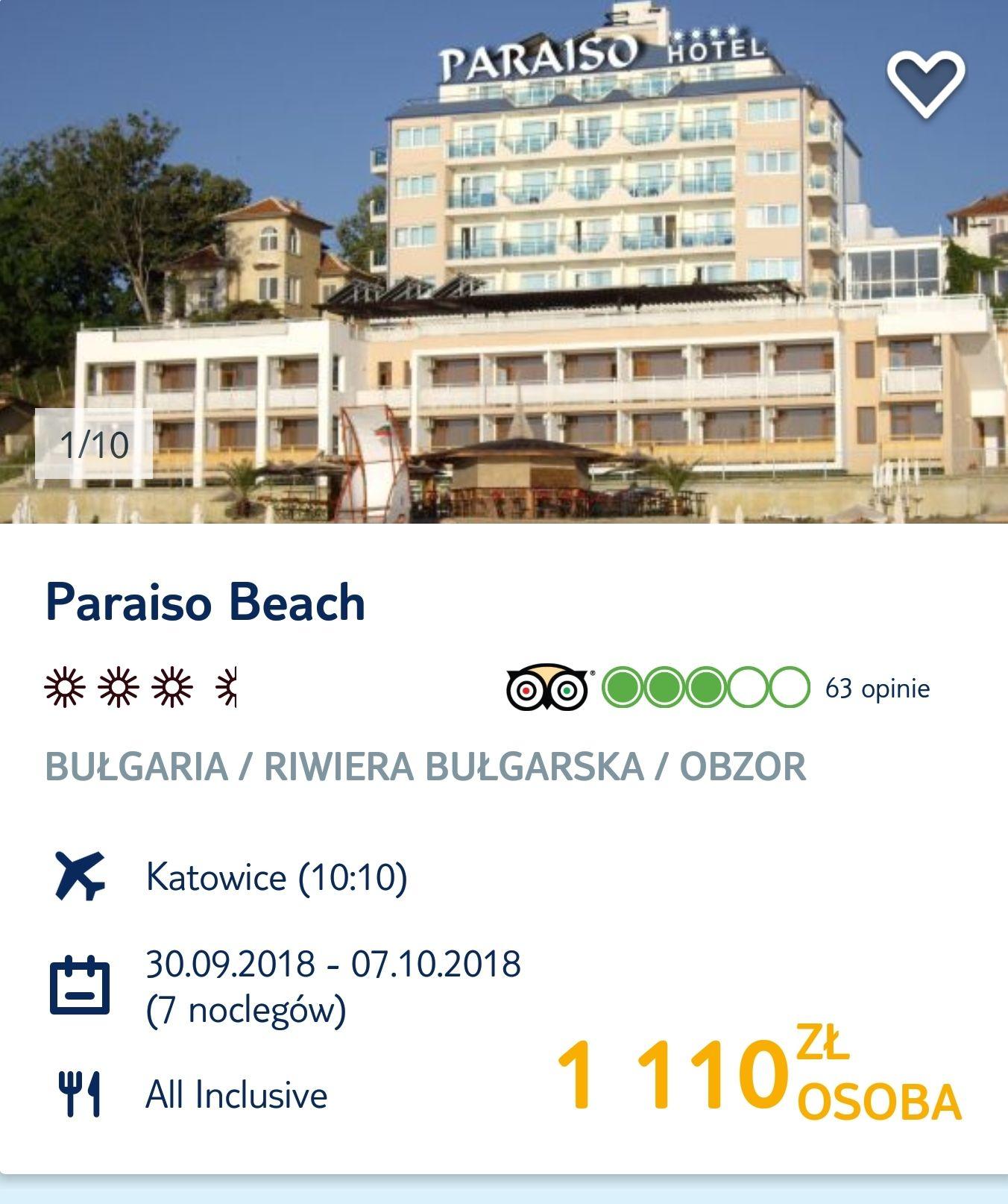 Wakacje w Bułgarii poza sezonem