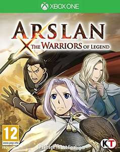 2 tanie gry na Xbox One: Arslan The Warriors of Legend oraz Troll and I @ultima