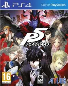 Persona 5 PS4 nowa w folii