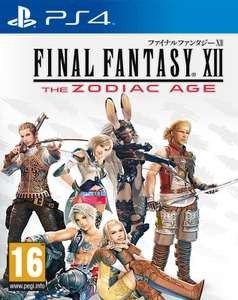 Final Fantasy XII - The Zodiac Age (PS4)