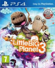Little Big Planet 3 (Playstation 4) za 59zł (Polska wersja językowa) @ Black Games