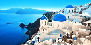 Tani lot na Santorini 12-19.08 za 228zł w obie strony KTW