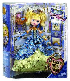Lalka Blondie Lockes (dzień koronacji) Ever After High przeceniona ze 159,99zł @ Merlin