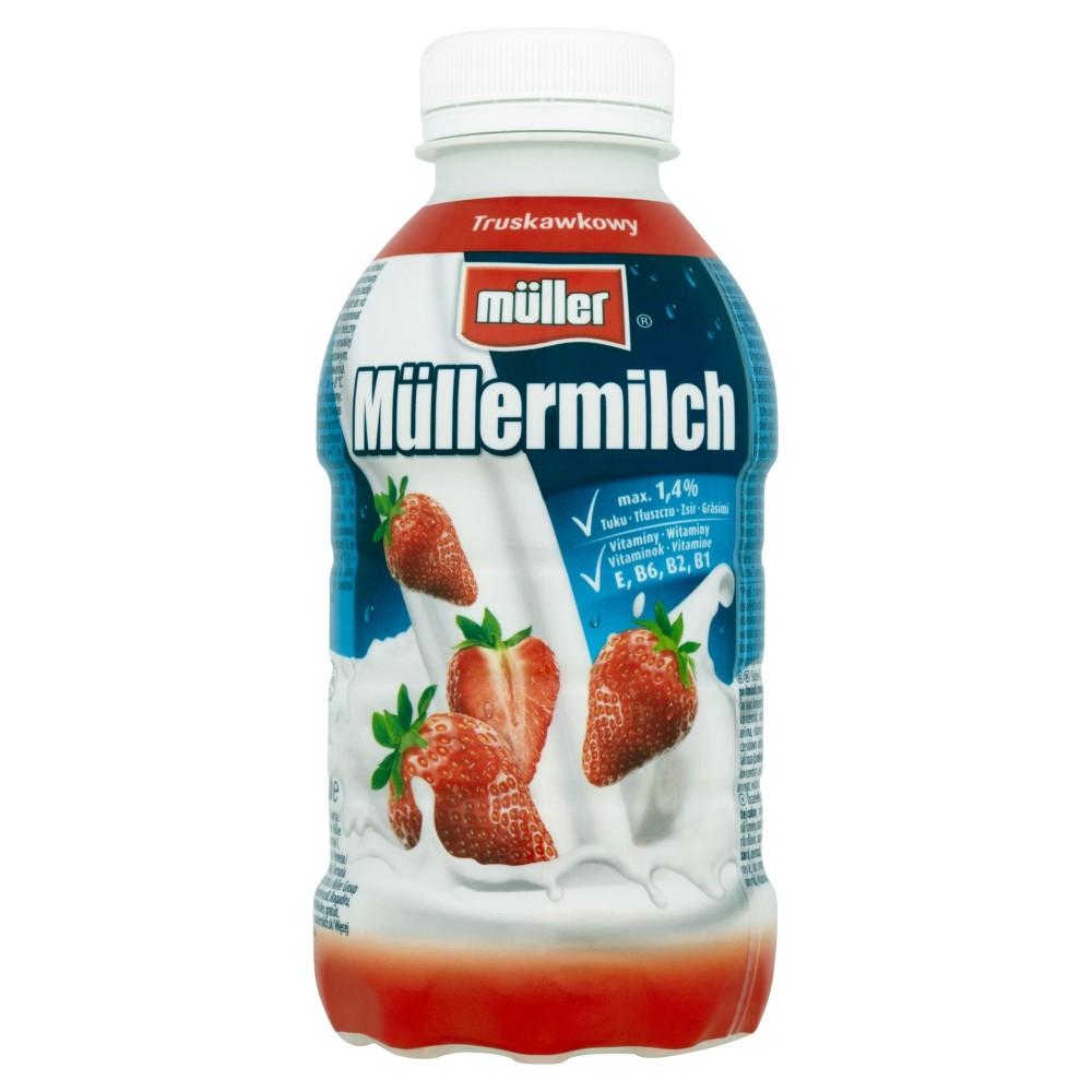 Napój Mullermilch 400g - w sklepach Bi1