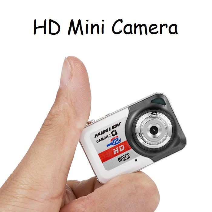 Mini kamera (1280*960 30fps) / aparat (1280*1024)