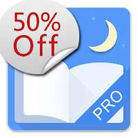Moon+ Reader Pro (50% OFF) (Google Play-Android)