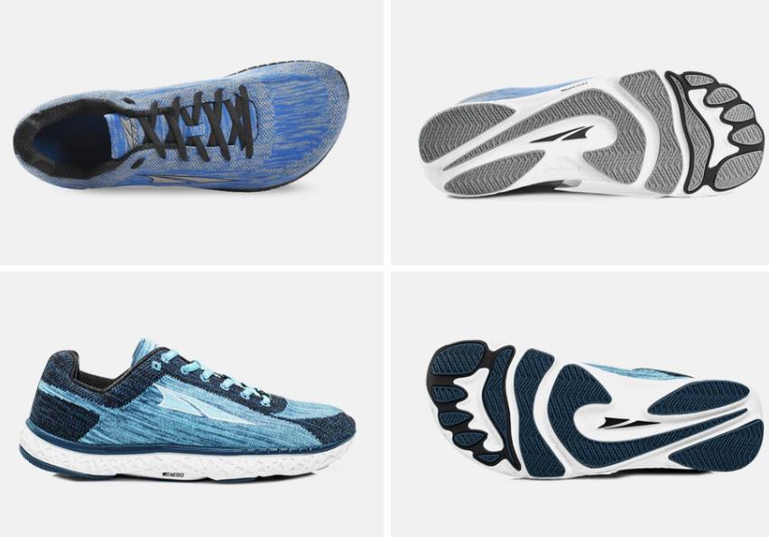 Buty biegowe Altra Escalante - miejskie, zero drop, pełna rozmiarówka, męskie i damskie