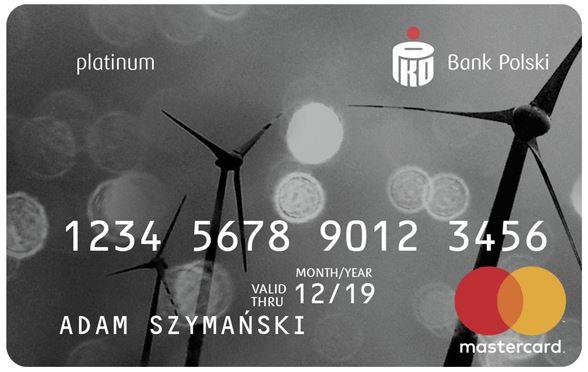 400 PLN za wyrobienie karty PKO BP Mastercard Platinum