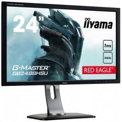 """Gamingowy monitor 144Hz 1ms IIYAMA GB2488HSU-B3"""" (dostawa za darmo) (świetna gwarancja)"""