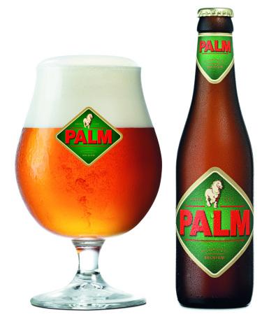 Belgijskie piwo Palm 0,33 - Piotr i Paweł Blue City WAW