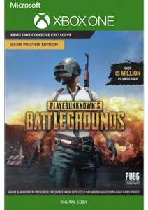 Xbox One PlayerUnknown's Battlegrounds + Assassin Creed Unity (PUBG)