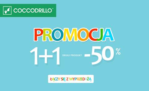 Drugi produkt -50% @ Coccodrillo