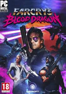 Far Cry 3 Blood Dragon KOD PC