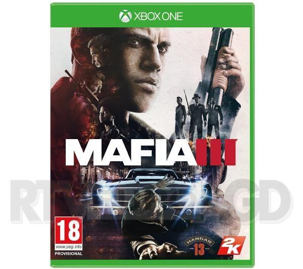 RTVeuroAGD Mafia 3 Xbox One Za 69zl Do Tego Drugi Produkt Taniej O 20%.