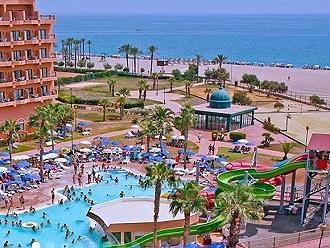 Na jutro super Hiszpania z basenem , zjeżdżalniami i all inclusive