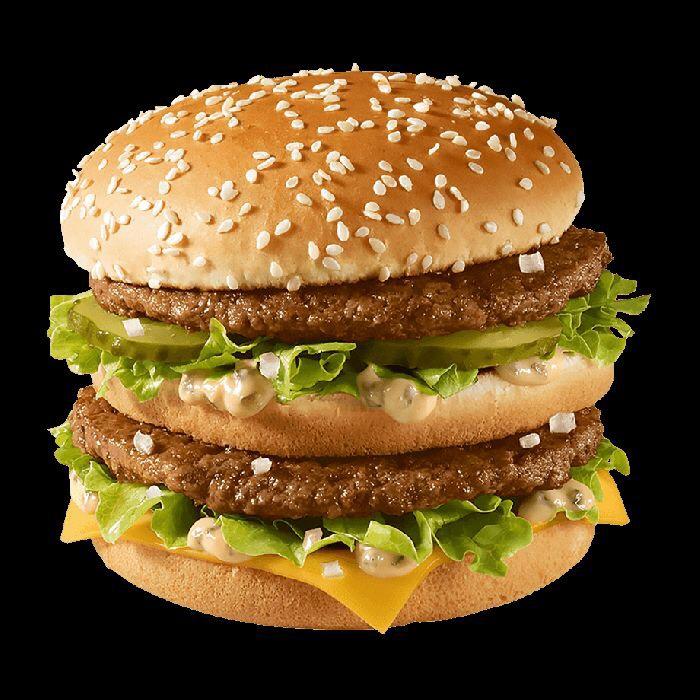 Big Mac w Galerii Kaskada Szczecin